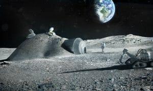 月面基地の建設では宇宙飛行士の「尿」が重要になる?