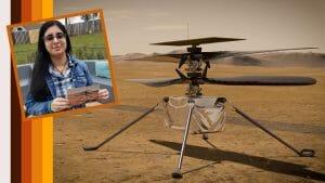 NASA、火星の空を飛ぶ初のヘリコプターを「インジェニュイティ」と命名