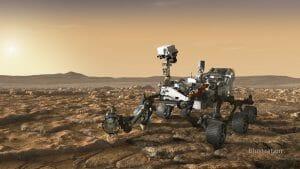 火星で生命の痕跡を探すのは、あの探偵の名を冠した観測装置