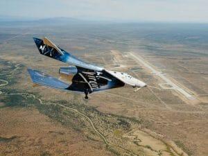 ヴァージン・ギャラクティック、2地点結ぶ超高速機開発でNASAと協力