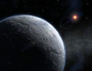 地球に近いサイズの系外惑星、4つに1つは氷の下に海がある?