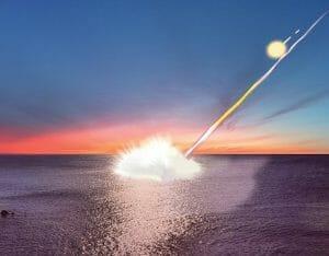 初期の地球や火星では隕石衝突時にアミノ酸が生成されていた可能性