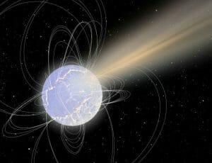 天の川銀河からの高速電波バーストを検出。発生源は「マグネター」か