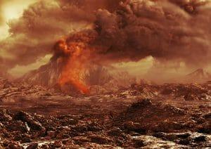 金星では今も40近い火山が活動状態にある? 円形の地形「コロナ」を調査