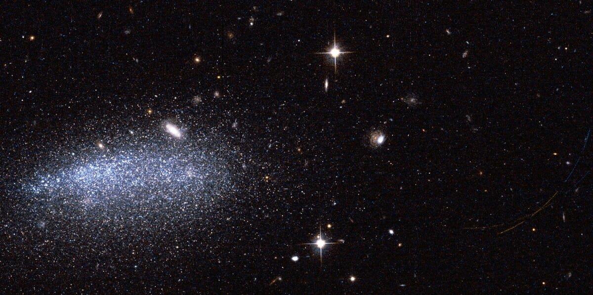 矮小銀河「AGC111977」