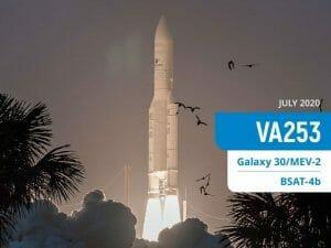 アリアンスペース社、アリアン5の打ち上げを8月1日に延期