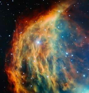 神話の怪物にちなんだ別名を持つ惑星状星雲