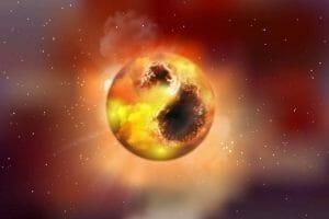 ベテルギウスの減光は表面に生じた巨大な黒点が原因だった?