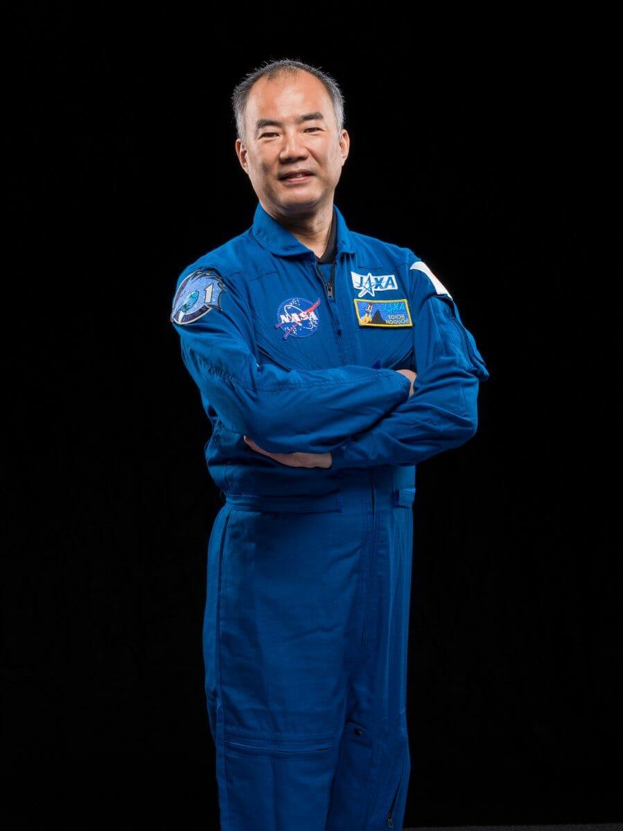 野口聡一宇宙飛行士