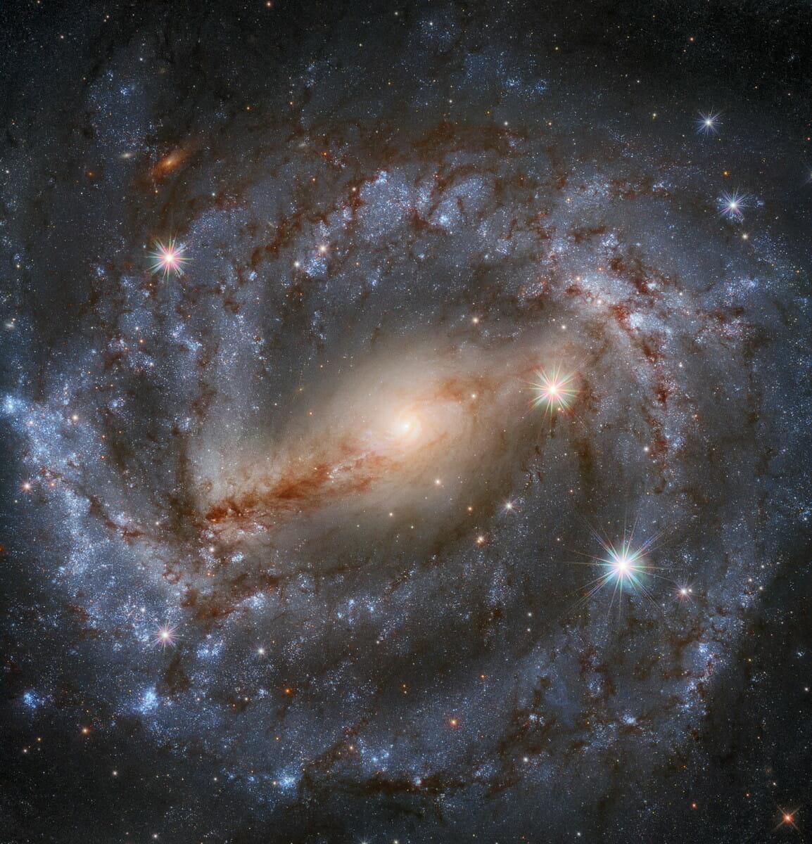 渦巻銀河「NGC 5643」