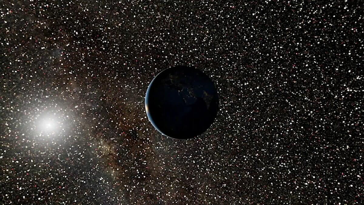 地球が太陽を横切る「トランジット」を検出した知的生命体がどこかに存在するかもしれない