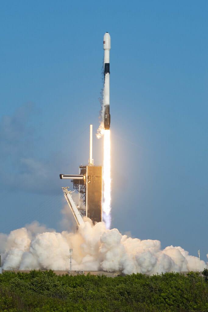 スペースXのファルコン9ロケット