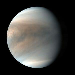 アルマ望遠鏡による金星観測データ、一部の再解析を終えて公開される