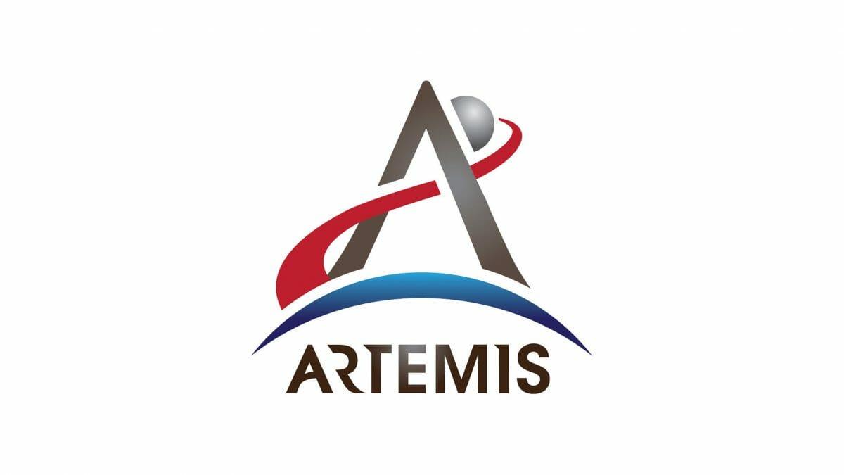 アルテミス計画のロゴマーク(Credit: NASA)