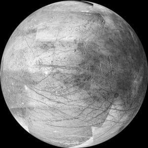 ヨーロッパ、タイタンなどの氷衛星と冥王星の氷の状態を理論的に解明
