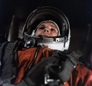 人類初の宇宙飛行士ユーリ・ガガーリンの飛行から今年の4月12日で60年
