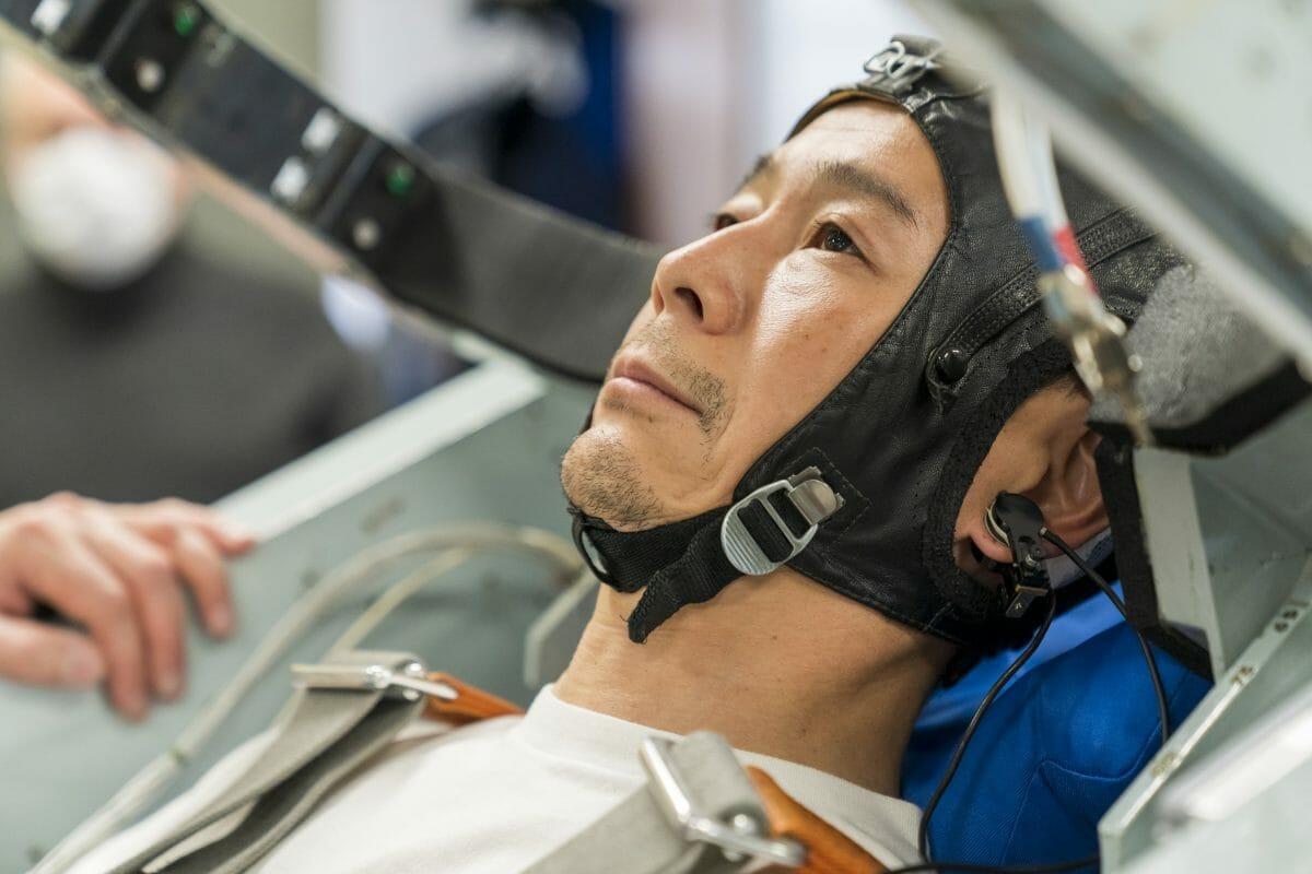 【▲ ソユーズ宇宙船に搭乗予定の前澤友作氏(Credit: Space Adventures)】