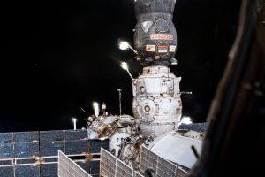 ISSのモジュール「ピアース」分離を1日延期、新モジュール「ナウカ」は軌道修正噴射を実施