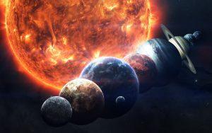 太陽系12天体の重力を比較 同じ高さから物体を落とすと…?