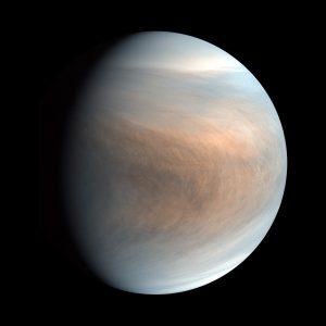 夜間も含む金星の大気循環を解明 JAXA探査機「あかつき」の観測より