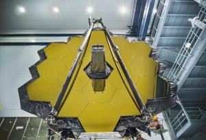 次世代宇宙望遠鏡「ジェイムズ・ウェッブ」ついに打ち上げ予定日が決まる