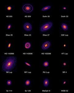 ジェイムズ・ウェッブ宇宙望遠鏡が観測する原始惑星系円盤とは?